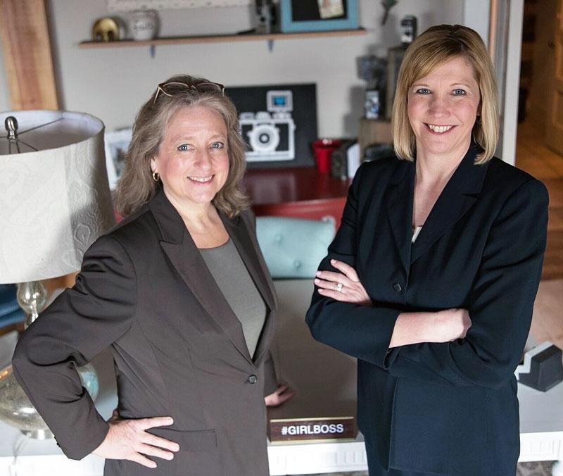 Suzanne Wells & Tara Grabarczyk
